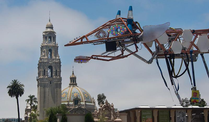c J Wagner-20150615 122611-Oct 3-4 San Diego Maker Faire announcement-Mayor Faulconer-Balboa Park--8621