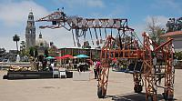 c J Wagner-20150615 122616-Oct 3-4 San Diego Maker Faire announcement-Mayor Faulconer-Balboa Park--8623